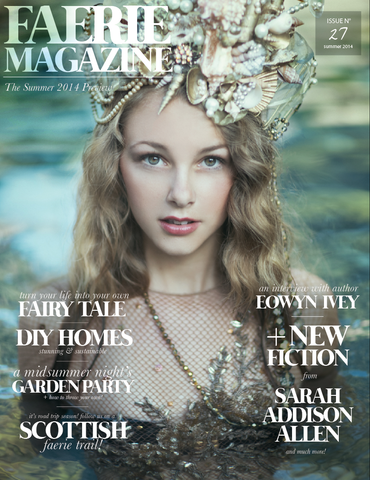 Faerie Magazine Issue #27, Summer 2014, Print