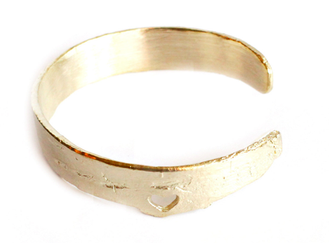 Brass Birch Bracelet