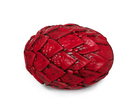 Red Scale Dragon Egg