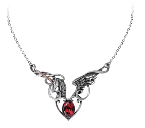 The Maiden's Conquest Necklace