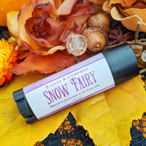 Snow Fairy Moisturizing Lip Color