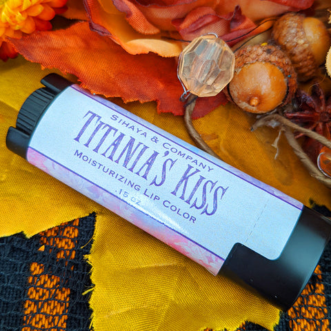 Titania's Kiss Moisturizing Lip Color