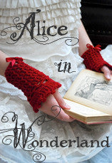 Alice in Wonderland Knitting Pattern PDF
