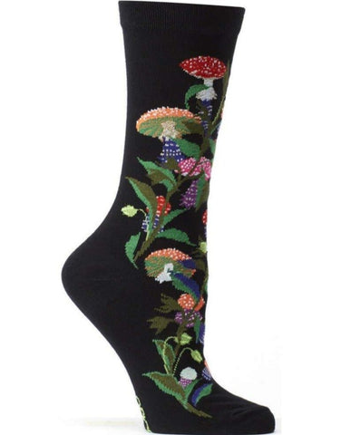 Amanita Muscaria Socks