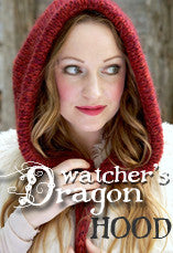 Dragon Hood Knitting Pattern PDF