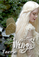 Fairy Wings Knitting Pattern PDF