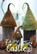 Fairy Castles Knitting Pattern PDF