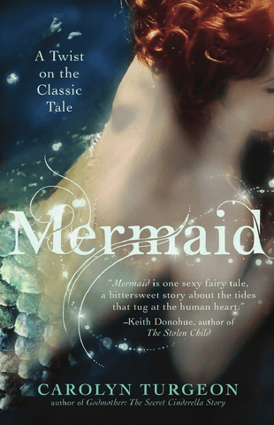 Mermaid, Autographed Novel