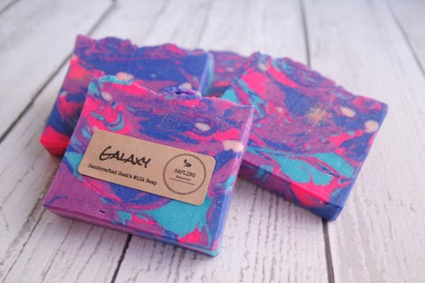 Galaxy - Goats Milk Soap