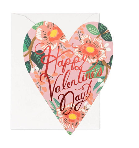 1 Year Gift Sub & Happy Valentine's Day Card