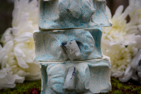 Moonstone Crystal Soap