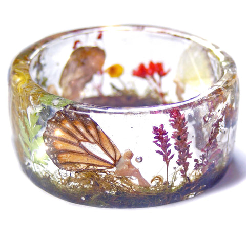 Fairy World Resin Bracelet