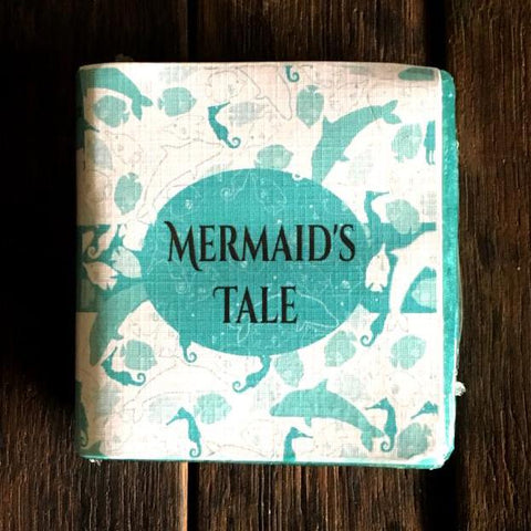 Mermaid's Tale Book Soap