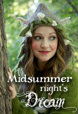 Midsummer Hood Knitting Pattern PDF