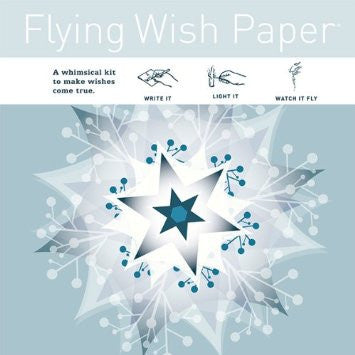 Northern Star Mini Flying Wish Paper Kit