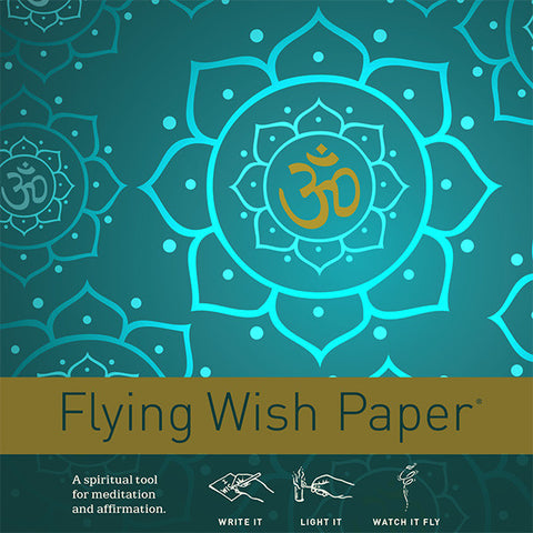 OM Flying Wish Paper Mini Kit