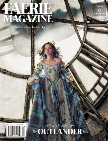 Faerie Magazine Issue #44, Autumn 2018, Print
