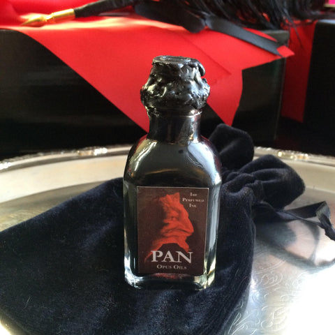 Black Perfumed Ink -- PAN