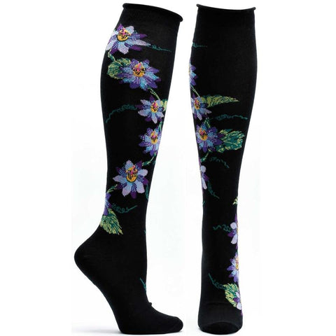 Passionvine Knee High Socks