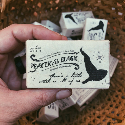Practical Magic Shampoo Bar