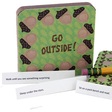 Punch Box - Go Outside!