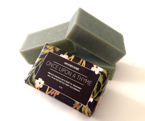 Once Upon a Thyme Organic Fairy Tale Soap