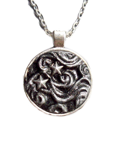 Starry Starry Night Pendant