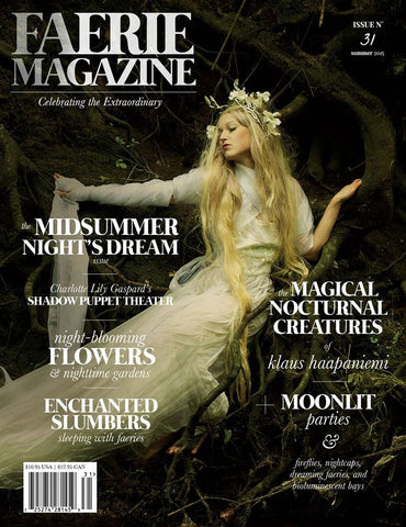 Faerie Magazine Issue #31, Summer 2015, Print