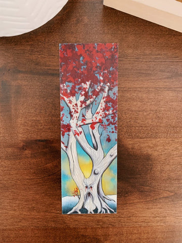 Godswood Game of Thrones Bookmark