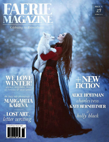 Faerie Magazine Issue #29, Winter 2014, Print