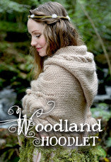 Woodland Hoodlet Knitting Pattern PDF