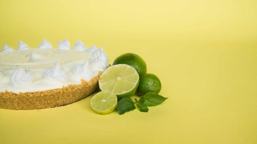 Key Lime Pie Traditional