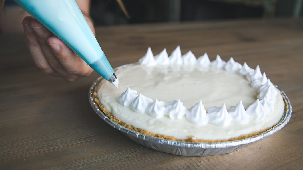 Key Lime Pie Making Class:  Make Your Own Mini-Pie