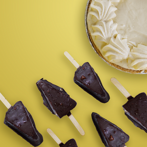 Sunrise Deal - 1 Pie and 6 Chocolate Dipped Bars