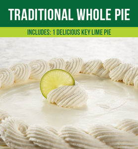 Traditional Whole Pie