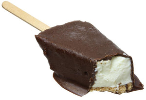 Key Lime Pie Chocolate-Dipped Bars