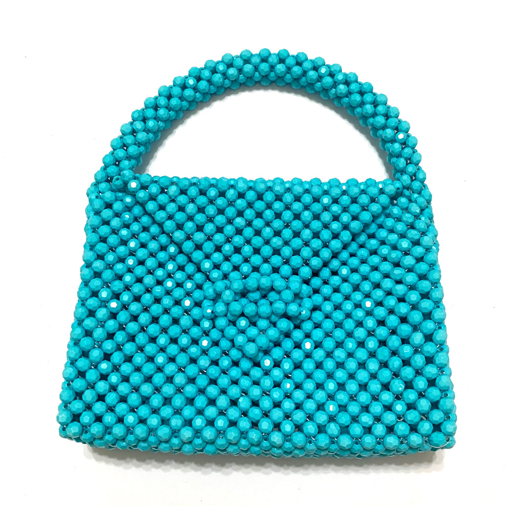 Party ready beaded bag - JCC