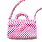 Picnic day deaded bag - pink - JCC