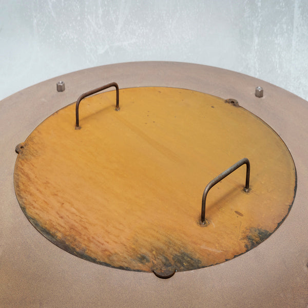 Fire Pit Lid - Small & Large