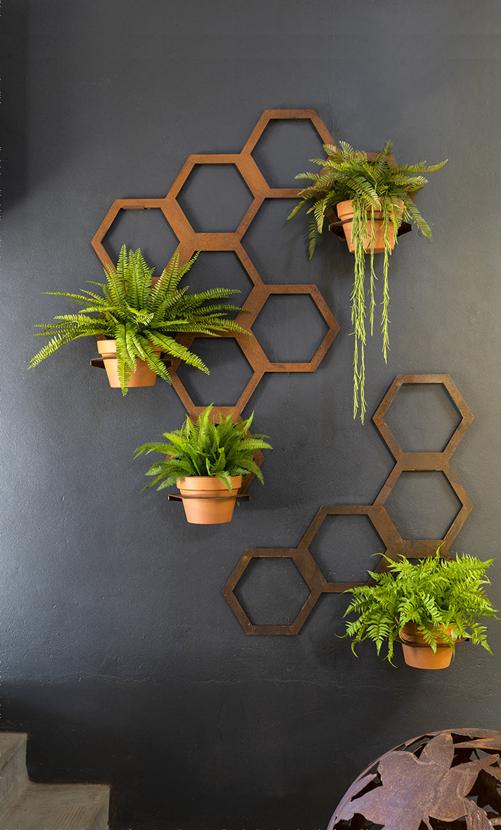 Hexagon Trellis