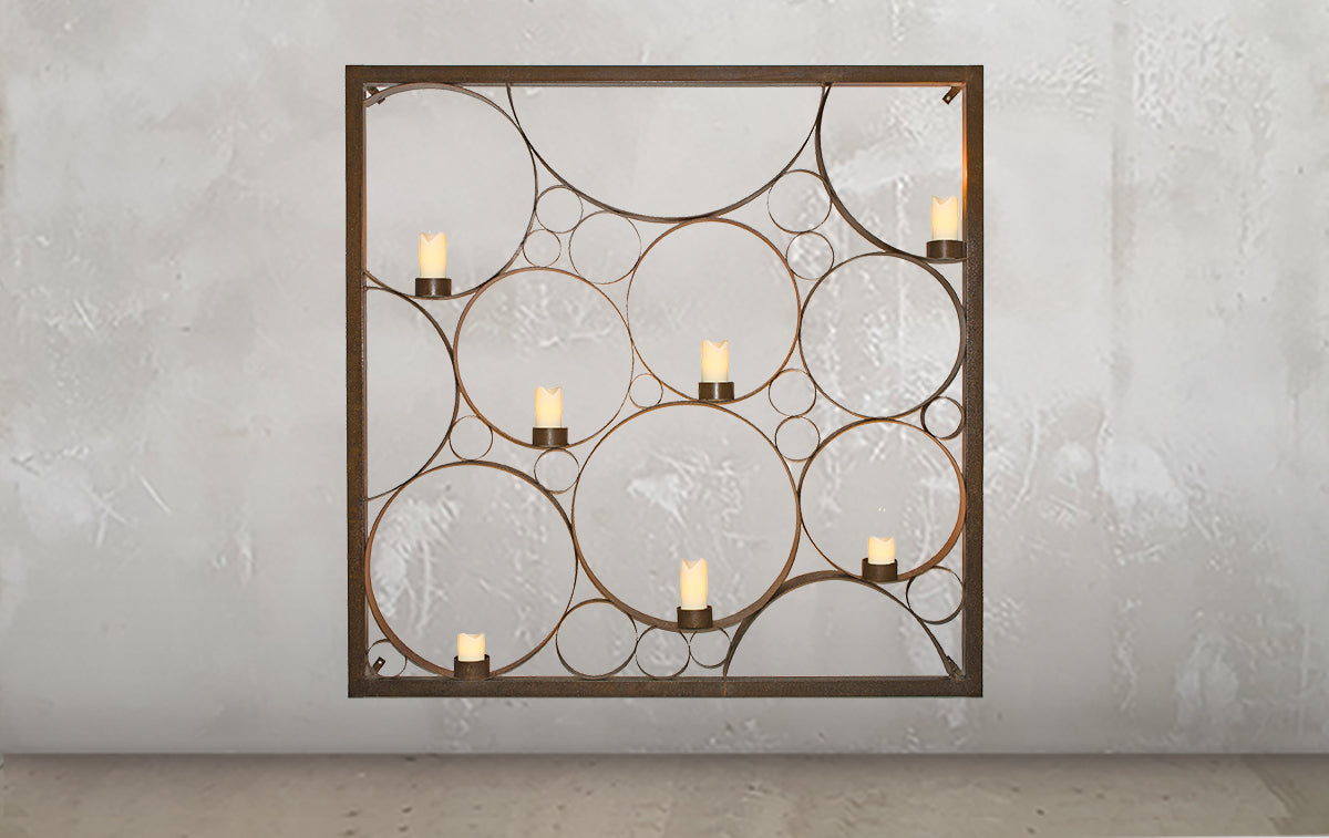 Bubble Candle Panel - XL