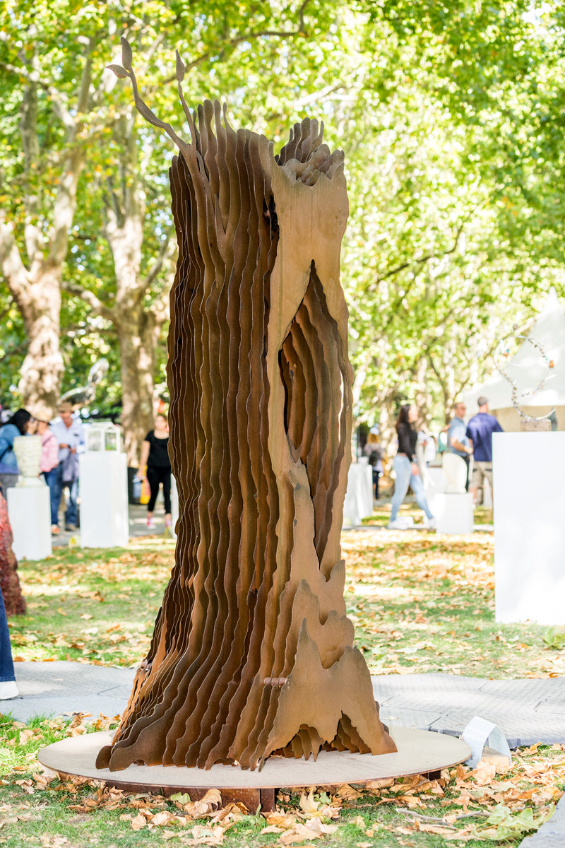 Hollow Tree Sculpture