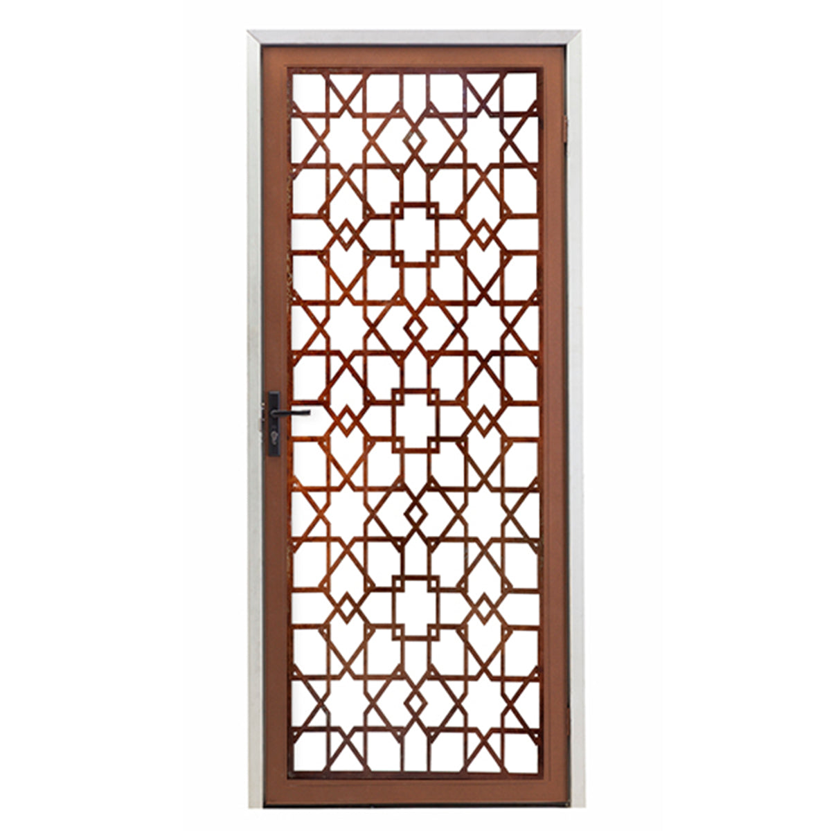 Marraketch Geo Screen Door