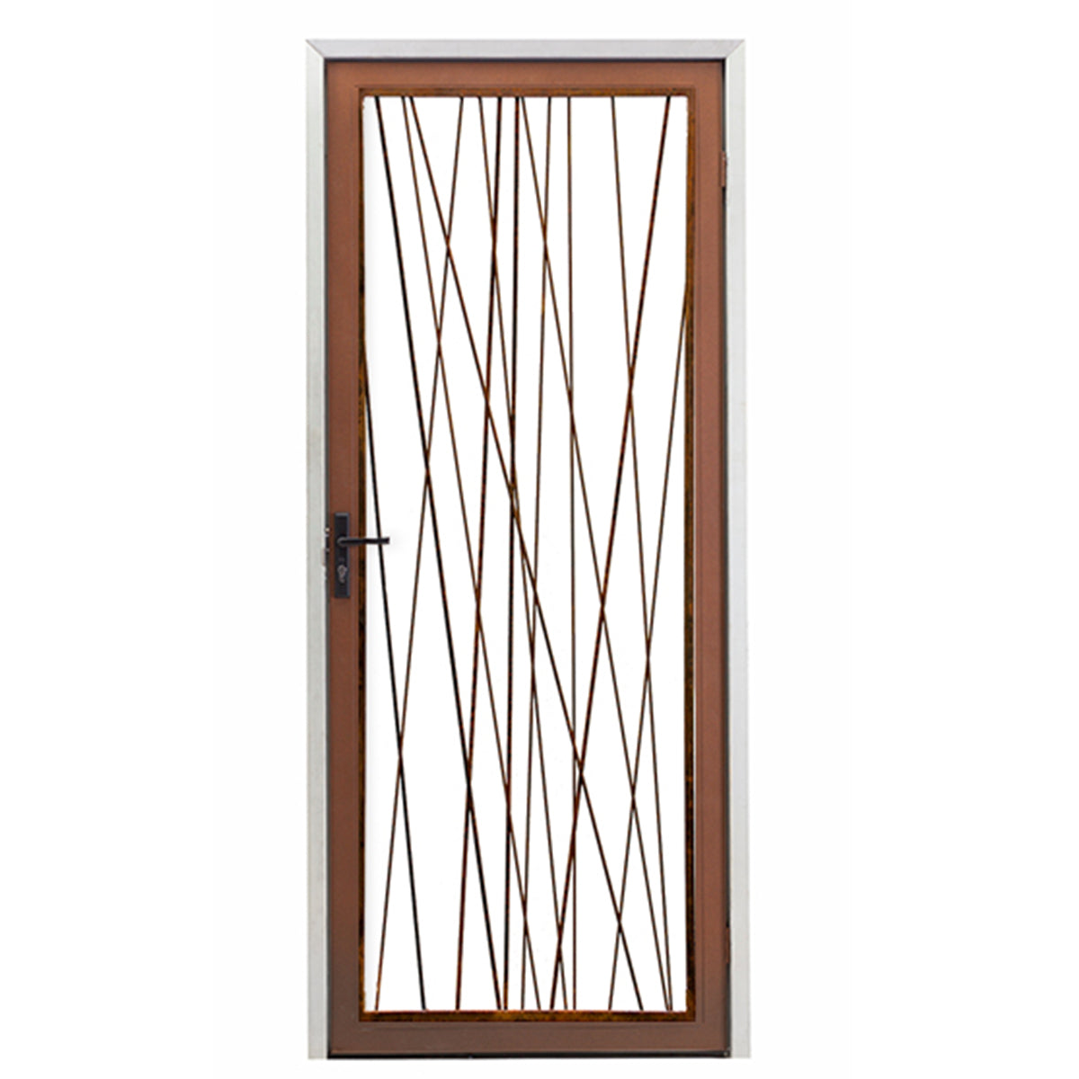 Pick Up Sticks Screen Door