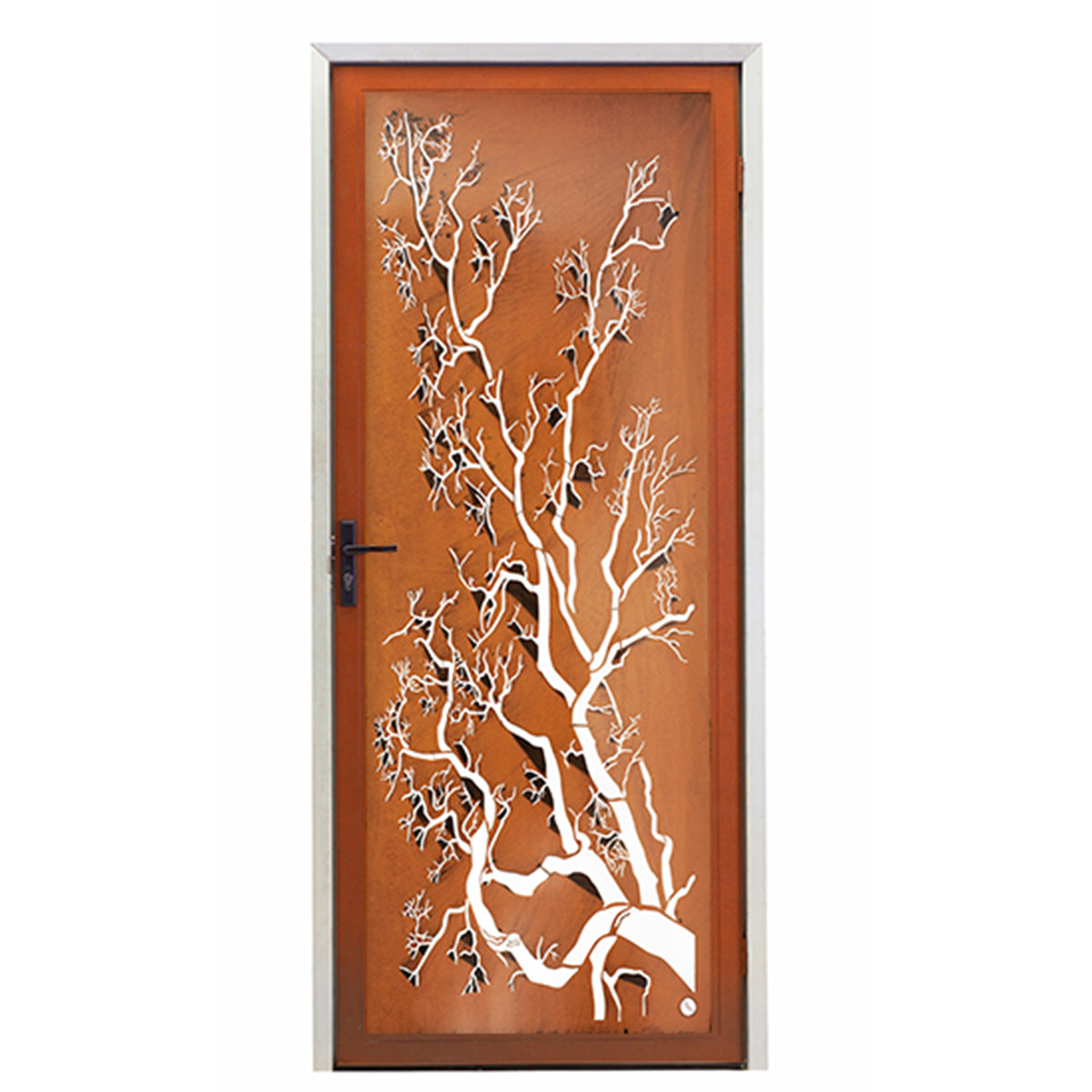 Polarised Tree Screen Door