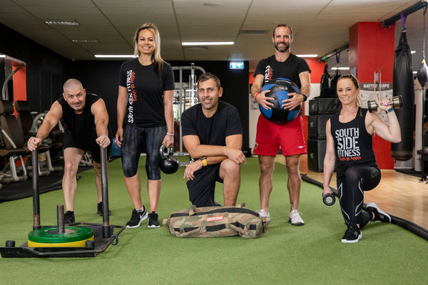 Southside Fitness centre in Melbourne