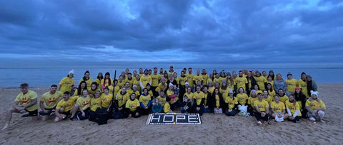 The Sunrise Collective meets for Darkness into Light