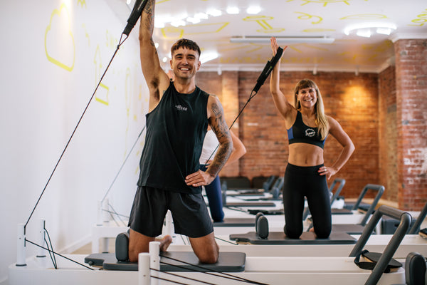 Upstate Studios fitness centre in Melbourne
