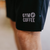 Gym plus coffee shop mens shorts and joggers black shorts