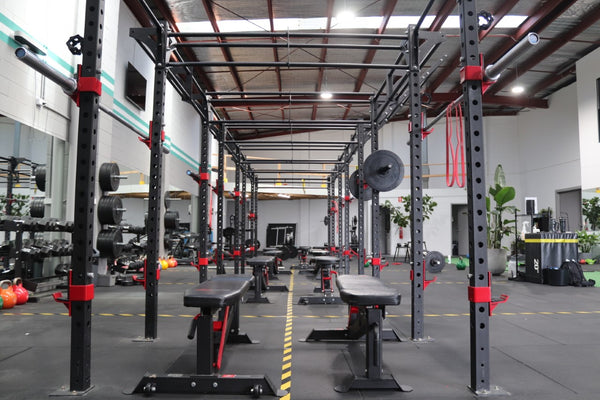 The Hunt fitness centre in Melbourne